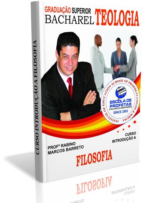 CURSO DE FILOSOFIA - ESCOLA DE PROFETAS