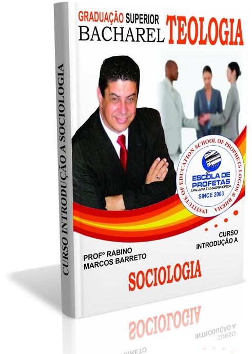 CURSO DE SOCIOLOGIA - ESCOLA DE PROFETAS