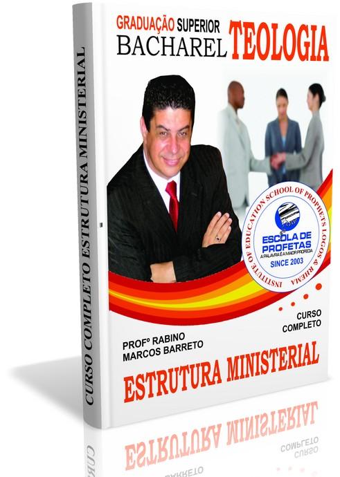 CURSO DE ESTRUTURA MINISTERIAL - ESCOLA DE PROFETAS