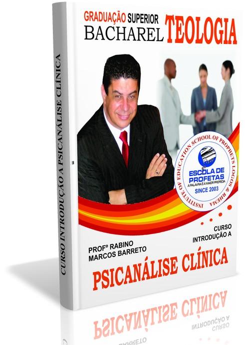 CURSO DE PSICANÁLISE CLÍNICA CRISTÃ - ESCOLA DE PROFETAS